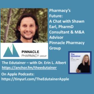 Podcast Future of Pharmacy